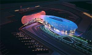 Abu-Dhabi - Yas Island Circuit
