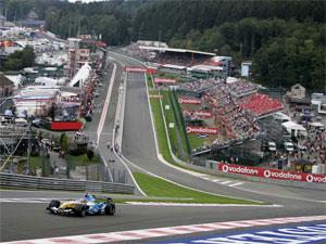 Olaszország - Autodromo Nazionale Monza
