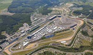 Németország - Nürburgring
