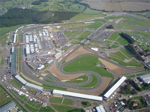 Nagy-Britannia - Silverstone Circuit