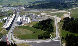 Ausztria - A1 Ring Spielberg