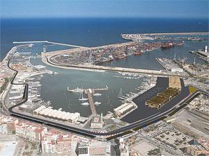 Spanyolország - Circuito Urbano de Valencia