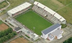 Antwerpen - Olimpiai Stadion