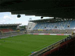 Brügge - Jan Breydel Stadion