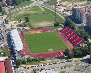 Banja Luka - Gradski stadion, Borac