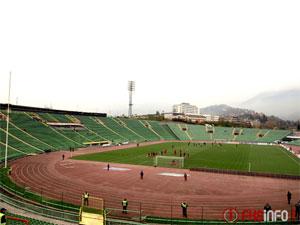 Sarajevo - Stadion kosevo, Olimpiai stadion