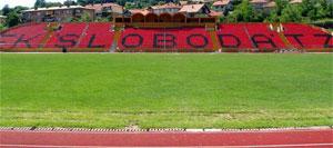 Tuzla - Stadion Tusanj, Sloboda