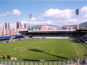 Sarajevo - Stadion Grbavica, Zeljeznicar