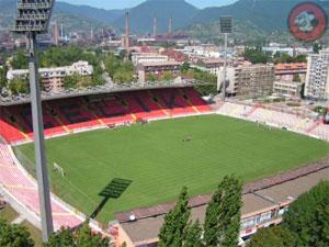 Zenica - Bilino Polje Stadion, Celik