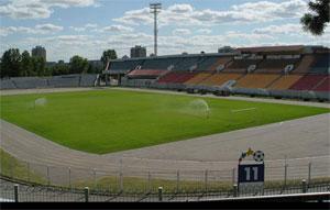 Minsk - Traktor Stadion