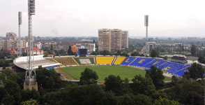 Szófia - Asparoukhov stadion