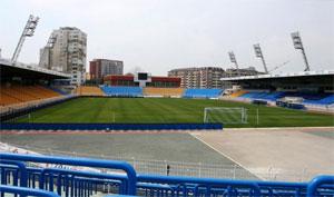 Burgas - Chernomorets Stadion