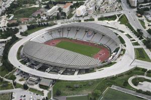 Split - Poljud Stadion - Hajduk