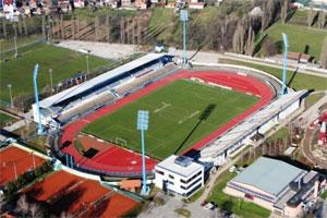 Vinkovci - Stadion Cibalije