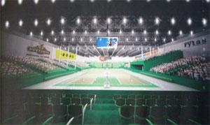 Litvánia - Alytus - Alytus Arena