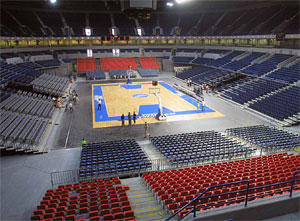 Szerbia - Belgrád - Beograd Arena
