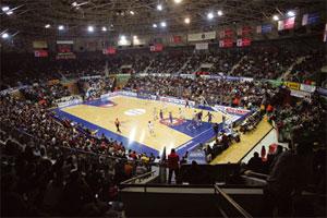 Horvátország - Zágráb - Arena Drazen Petrovic