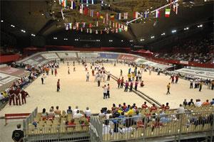 Franciaország - Grenoble- Palais des Sports
