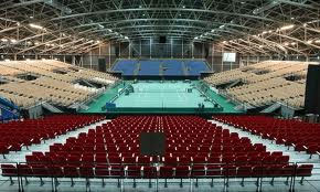 Belgium - Hasselt - Ethias Arena