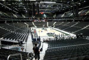 Litvánia - Kaunas - Zalgiris Arena