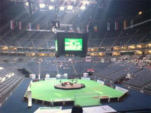 Németország - Köln - Lanxess Arena