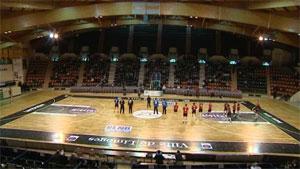 Franciaország - Limoges - Palais des Sports de Fetes