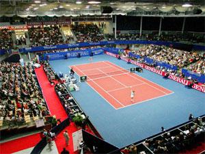 Ausztria - Linz - Intersport Arena