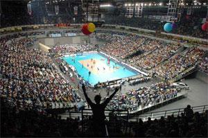 Lengyelország - Lodz - Atlas Arena