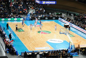 Litvánia - Panevėžys - Cido Arena