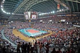Olaszország - Pesaro - Adriatic Arena