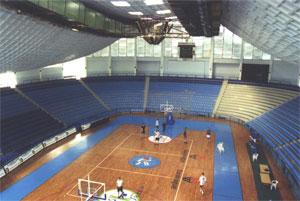 Montenegró - Podgorica - Moraca Sports Center
