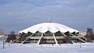 Lengyelország - Poznan - Hala Arena