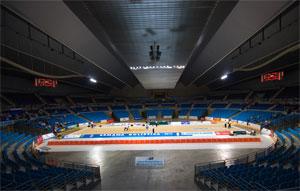 Spanyolország - Santander - Palacio de Deportes
