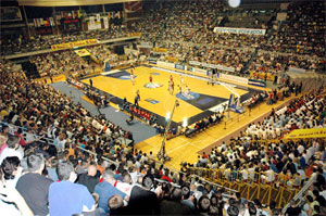 Bosznia - Szarajevó- Mirza Delibasic Arena