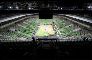 Szlovénia - Ljubljana- Sportni Arena Stozice