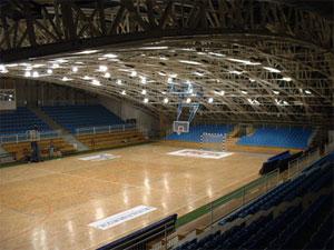 Magyarország - Szeged - Városi Sportcsarnok