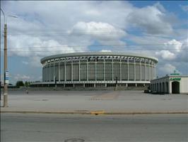 Oroszország - Szentpétervár - SCC Peterburgskiy