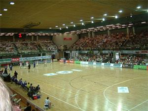 Magyarország - Szombathely - Városi Sportcsarnok Arena Savaria