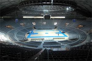 Horvátország - Zadar - Dvorana Kresimir Cosic