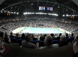 Horvátország - Zágráb - Zagreb Arena