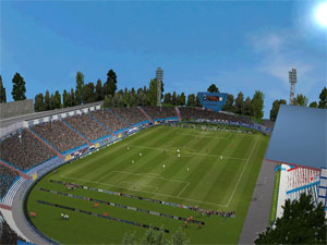 Ostrava - Bazaly Stadion - Banik