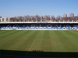 Liberec - U Nisy Stadion - Slovan