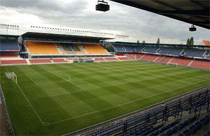 Prága - Generali Arena - Sparta Praha