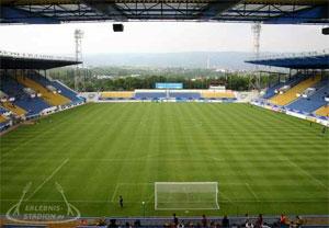 Brno - Na Srbské Stadion - Mestsky Stadion