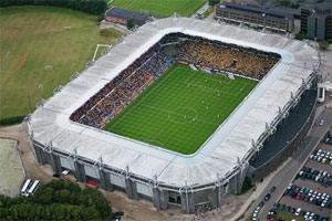 Brondby - Brondby Stadion