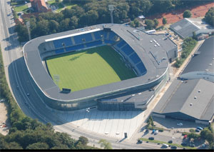 Esbjerg - Blue Water Arena