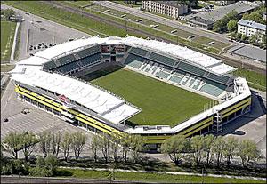 Tallin - A. Le Coq Arena