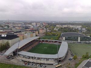 Helsinki - Finnair stadion