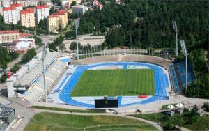 Tampere - Lahden Stadion