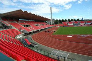 Tampere - Ratina Stadion